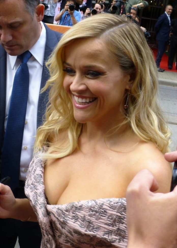 Reese Witherspoon. Fuente: flickr. Autor: GabboT