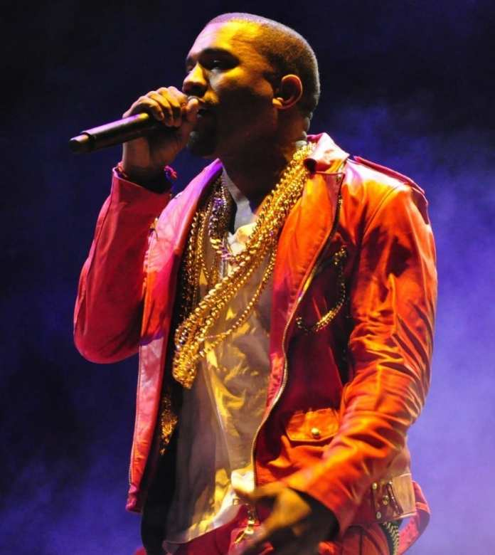 Kanye West en el 2011. Fuente: flickr. Autor: rodrigoferrari