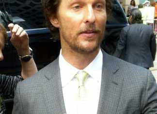 Matthew McConaughey. Autor: GabboT