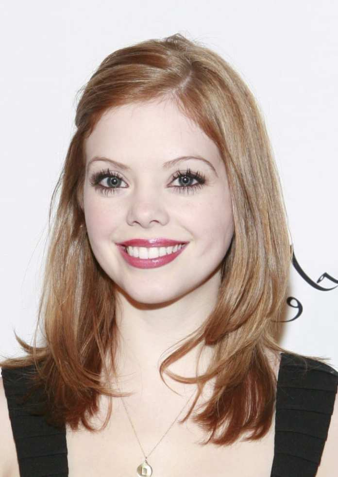 Dreama Walker. Fuente: flcikr. Autor: Seeds_of_Peace