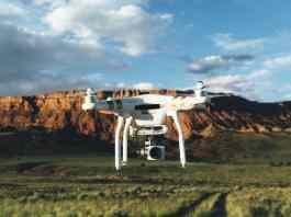 La innovadora utilización de drones en la topografía
