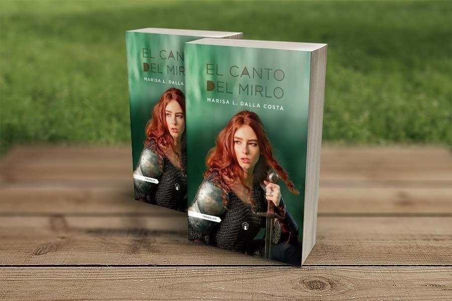 Marisa Dalla Costa publica su nuevo libro: 'El canto del mirlo'
