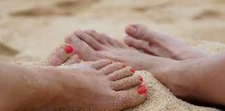 Seis pasos para tener unos pies perfectos por My Lucky Sox