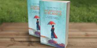 'Las aventuras de Blanca', de Lucas Frost, viene cargado de fantasía