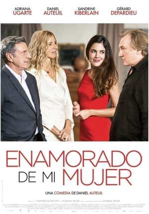 "Poster for the movie ""Enamorado de mi mujer"""