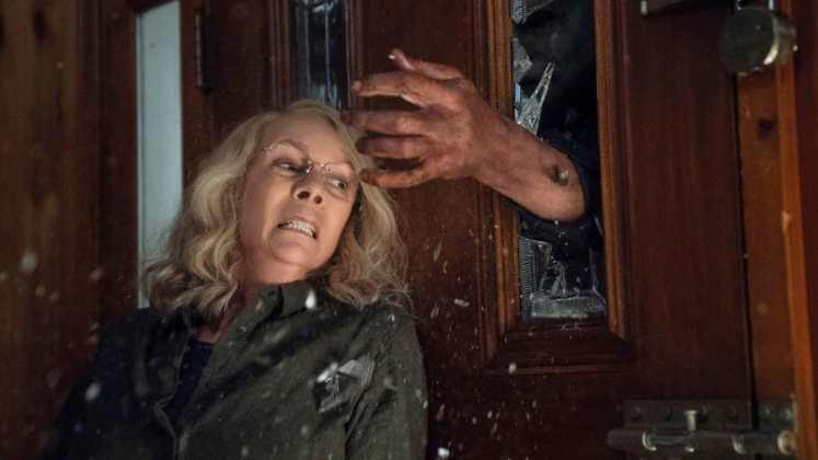 "Image from the movie ""La noche de Halloween"""
