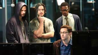 """Image from the movie """"Snowden"""""""