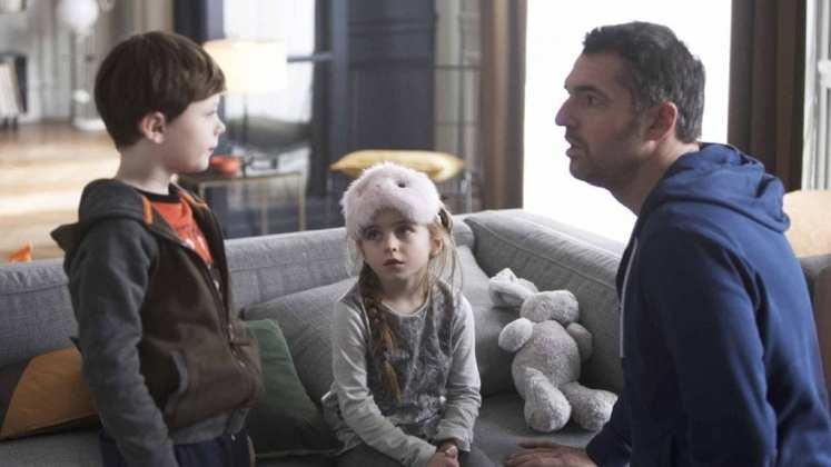 """Image from the movie """"Familia a la fuerza"""""""