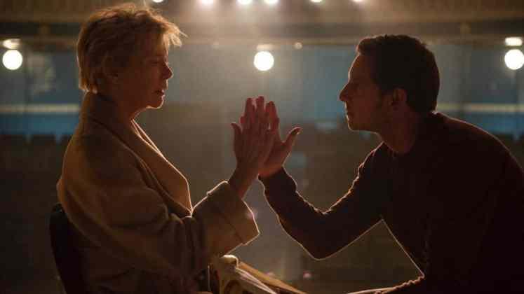 """Image from the movie """"Las estrellas de cine no mueren en Liverpool"""""""