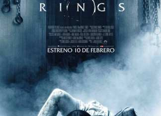 "Poster for the movie ""Rings"""