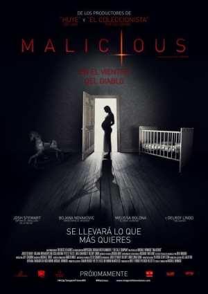 Malicious es una película de terror dirigida y escrita por Michael Winnick