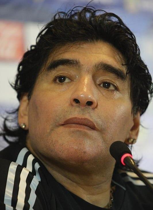 Maradona. Alexandr Mysyakin - http://soccer.ru/gallery/14604