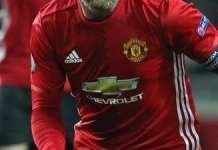 Fútbol. Wayne Rooney.