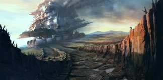 """Image from the movie """"Mortal Engines"""""""
