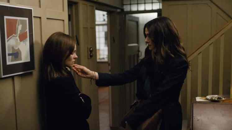 """Image from the movie """"Disobedience"""""""