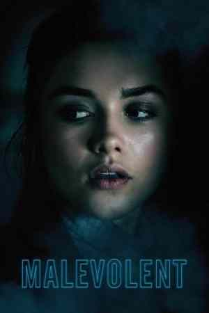 "Poster for the movie ""Malevolent"""
