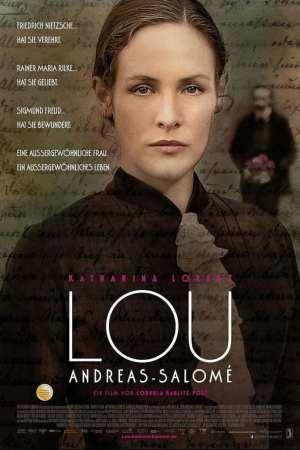 "Póster de la Película ""Lou Andreas-Salomé"""