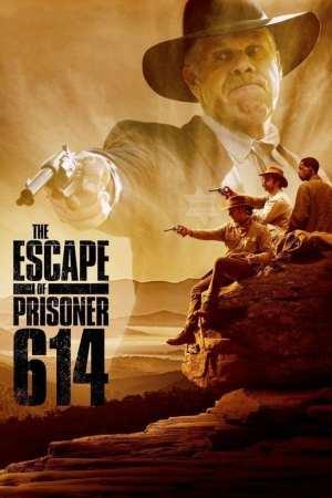 "Póster de la Película ""The Escape of Prisoner 614"""