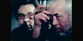 Al Otro Lado del Viento. Orson Welles