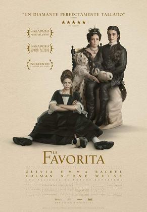 La Favorita (2018), de Yorgos Lanthimos