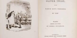 Oliver Twist, de Dickens