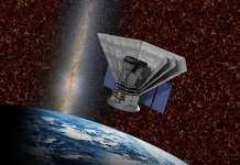 La misión SPHEREx será lanzada el 2023 y tendrá como objetivo ayudar a los astrónomos a entender tanto la evolución de nuestro universo y cuán común son los ingredientes para la vida en sistemas planetarios de la galaxia. Image Credit: Caltech
