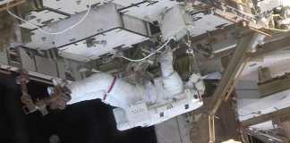 Image Credit: NASA TV