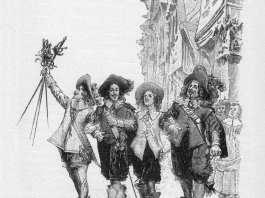Los Tres Mosqueteros, de Alejandro Dumas