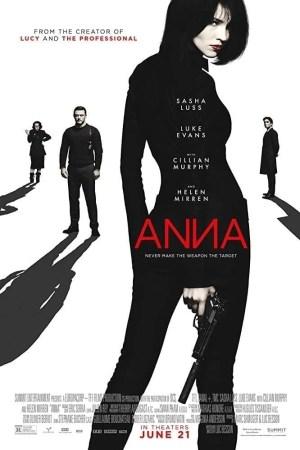 Anna (2019), de Luc Besson