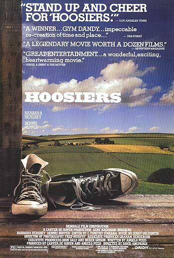 Hoosiers (1986), de David Anspaugh