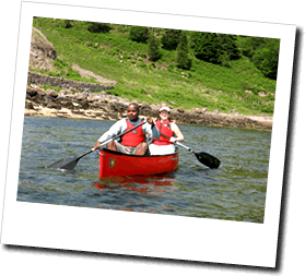 Canoe courses in Snowdonia, Shropshire and North Wales