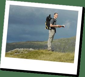 Navigation in Snowdonia, Shropshire and North Wales