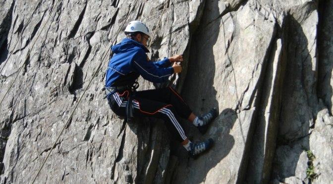Basic Rock Climbing Course