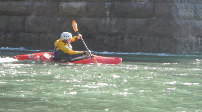 Paddlesport Weekend with Oswestry School