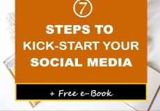 7 Steps to Kick-Start Your Social Media