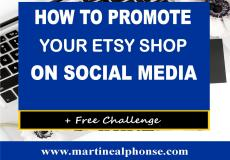 How To Promote Your Etsy Shop On Social Media
