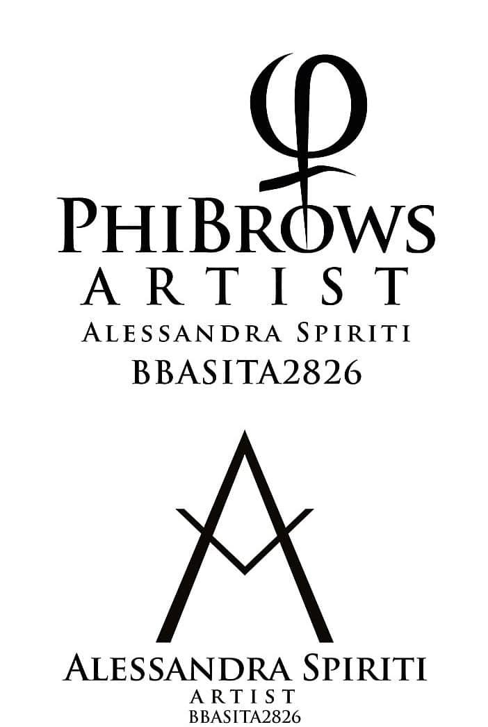 microblading Alessandra Spiriti logo