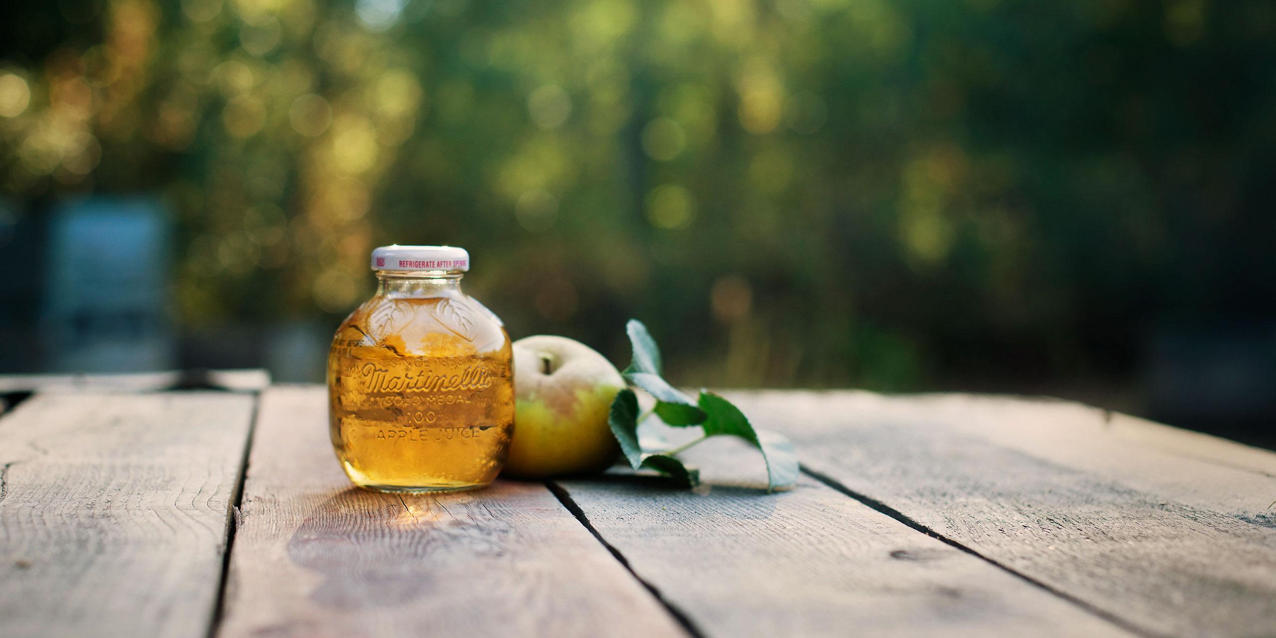 100 Apple Juice 10oz Glass Bottle Still Juices S