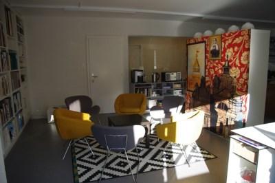 Bureau atLB - Martigny.