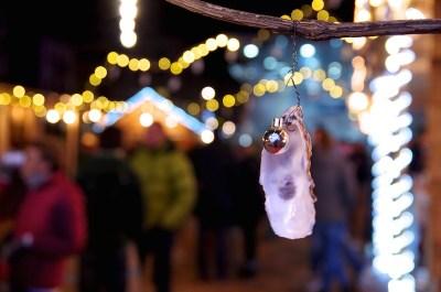 Décorations de Noël de Martine Monn à Fully et Martigny.