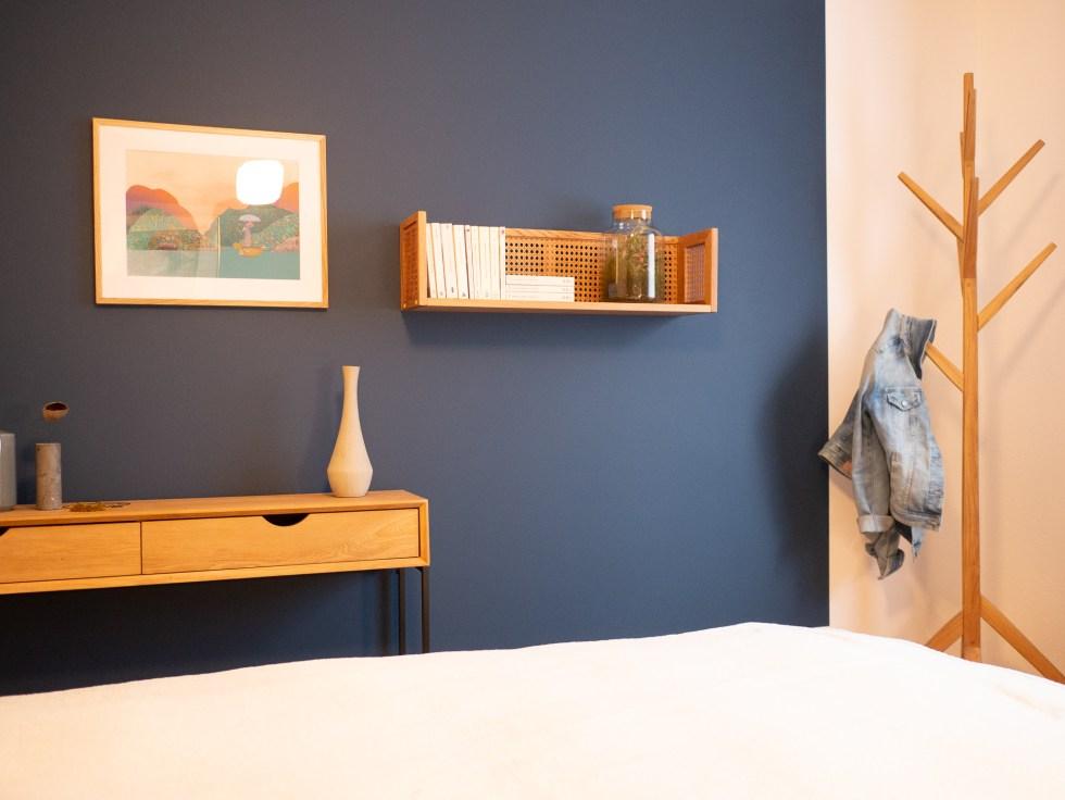 Appartement au Chemin de Provence à Fully. Martine Monn décoration
