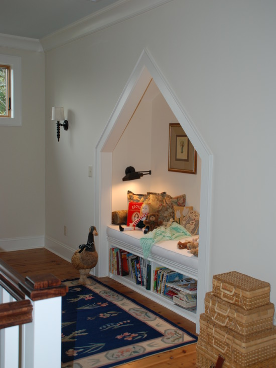 Quiet Reading Nook (Charleston)