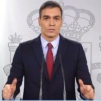 Pedro Sánchez anuncia moratoria hipotecaria por coronavirus