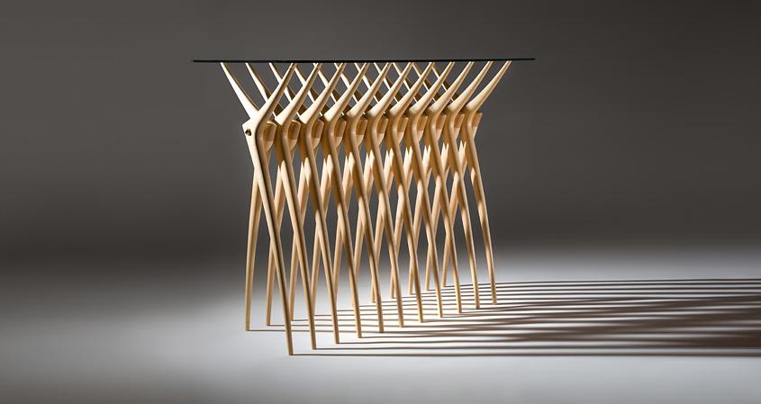 Ardu Console Table