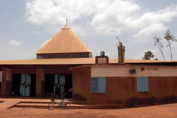 Ouagadougou : église St Pierre - St Paul