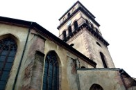 Kaysersberg, église Sainte Croix