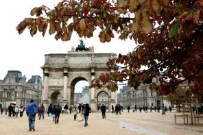 Jardin et palais des Tuileries (Louvre)