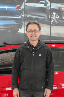 Michael Ang - Fixed-Ops Manager