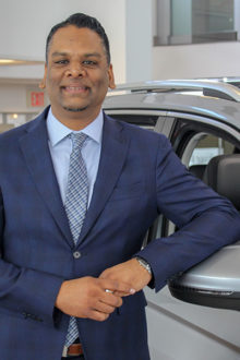 Bobby Ali - Financial Services Manager