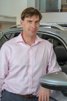 Andrew Eastman - Lease Manager